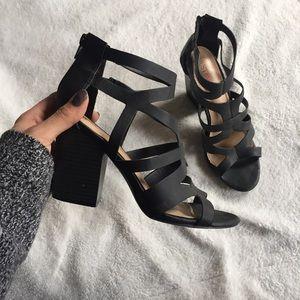 •JustFab• Constanza Heels